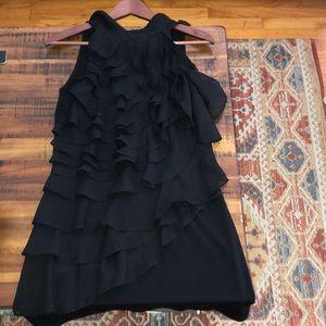 White House Black Market black cocktail dress